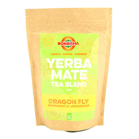 Yerba Mate Dragon Fly