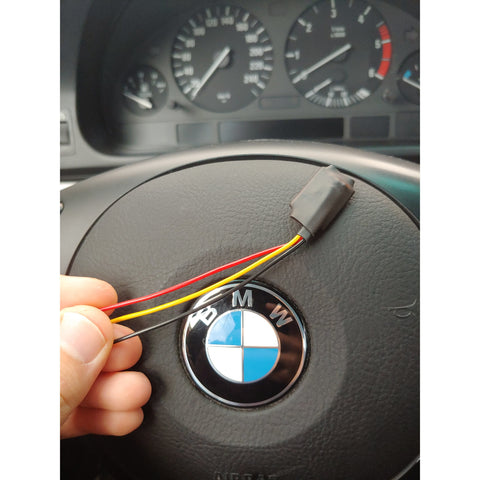 Welcome light for BMW E46 modul - Lyshelten.no