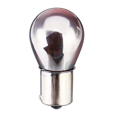 LED BA15S 1156 P21W Chrome Blinklys (sett) - Lyshelten.no