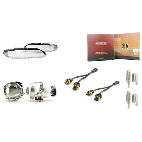 BMW E39 Bi-Xenon kit - Lyshelten.no