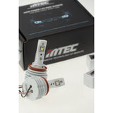 MTEC Maruta LED ANGEL EYES LYSPÆRER FOR BMW H8 V4.0, E82 E90 E70 E71 E89 E63 (Sett) - Lyshelten.no