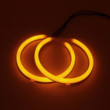9rds.no LED SMD Soft light Angel eyes Switchback ettermonteringssett E36 / E46 (med projektor) (Sett) - Lyshelten.no