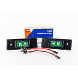 OSRAM LED Skiltlys For BMW E63 E63N E64 E64N E81 E87 E87N Og MINI R55 (Sett) - Lyshelten.no