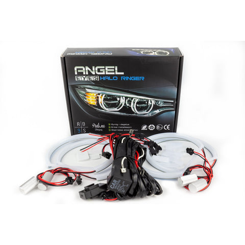 9rds.no LED SMD Soft light Angel eyes ettermonteringssett til E39 (facelift) (Sett) - 9rds.no
