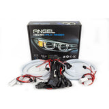 9rds.no LED SMD Soft light Angel Eyes Switchback ettermonteringssett til E46 (Uten projektor) / E60 (Sett) - Lyshelten.no