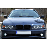 MTEC Maruta LED ANGEL EYES LYSPÆRER V.3 FOR BMW E39 E60 E61 E63 E64 E87 (Sett) - Lyshelten.no