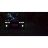 MTEC (Maruta Technology) LED ANGEL EYES LYSPÆRER V.3.0 FOR BMW E39 E60 E61 E63 E64 E87 (Sett) - 9rds.no