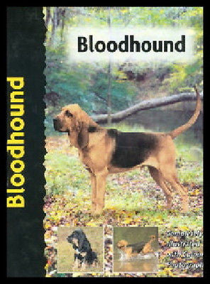 Bloodhound:  Nona Kilgore Bauer - NEW  Hardcover UK Breed Book  @
