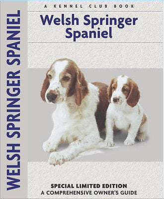 Welsh Springer Spaniel: Kennel Club Books - Haja Van Wessem - New Hardcover @