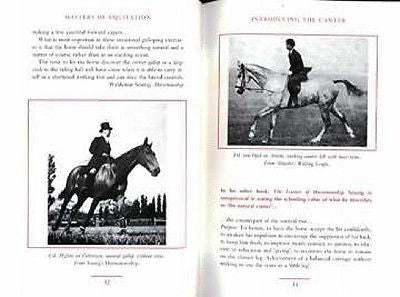 Masters of Equitation on the Canter:  Martin Diggle - New Hardcover @