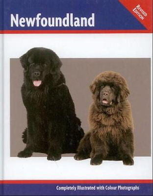 Newfoundland: Angela Barlowe - Newfie Dog Revised Edition New Hardcover