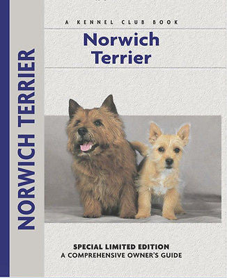 Norwich Terrier: Alice Kane - Kennel Club Books - New Hardcover @