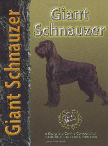 Giant Schnauzer : Barbara J. Andrews : LikeNew UK Hardcover