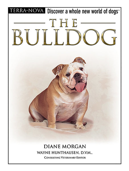The Bulldog : Diane Morgan : New Hardcover with DVD