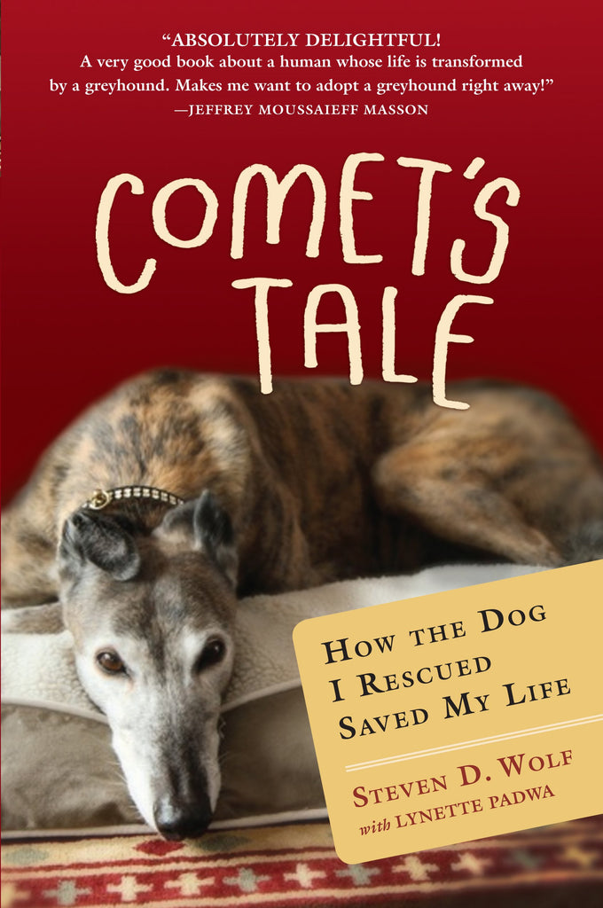 Comet's Tale : Steven Wolf : Racing Greyhound : New Hardcover