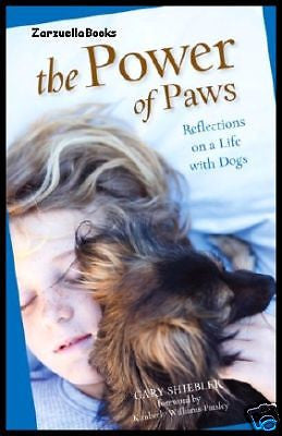 Power of Paws: Reflections on a Life with Dogs - New Softcover