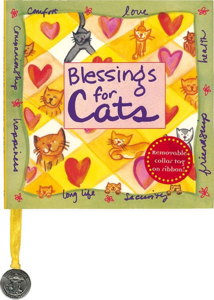 Blessings for Cats : A witty kitty look at cats - New Hardcover