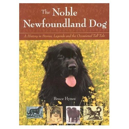 The Noble Newfoundland Dog : Bruce Hynes - New Softcover