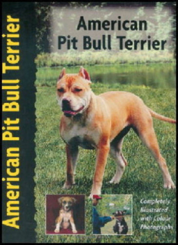 American Pit Bull Terrier : F. Favorito - New Hardcover
