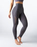 Seamless Grey Leggings - MC Activewear and Waist Training