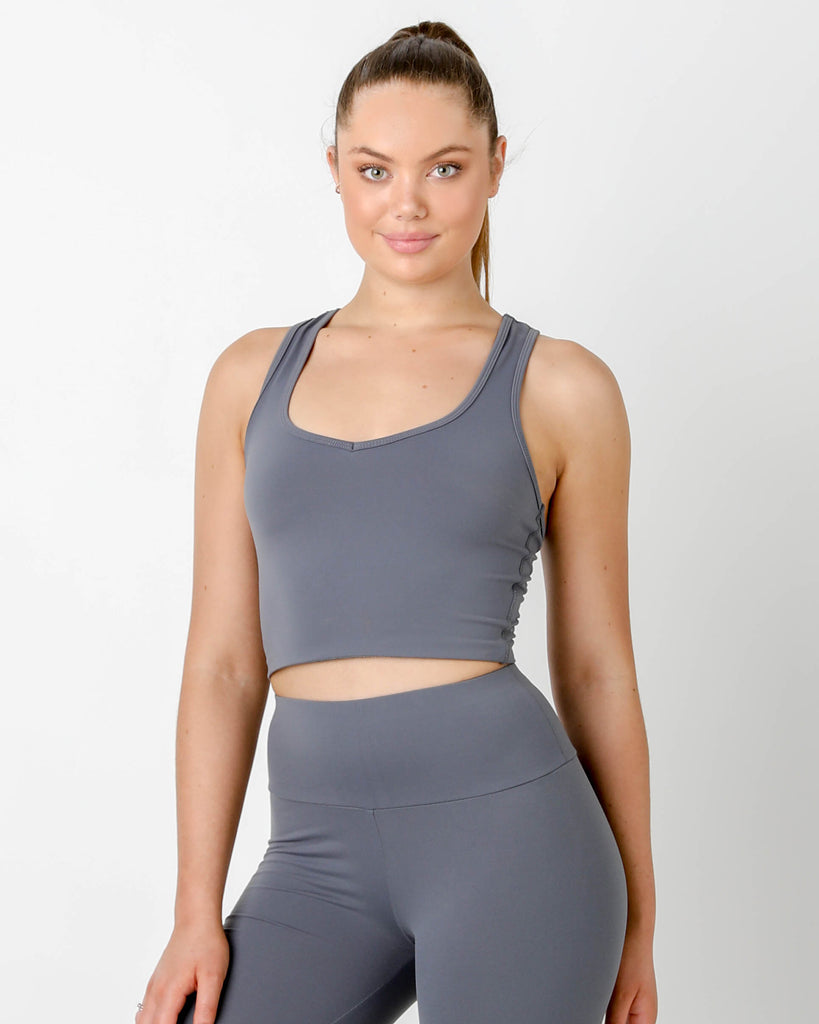 Moon Gia V Short Tank - MC Activewear and Waist Training