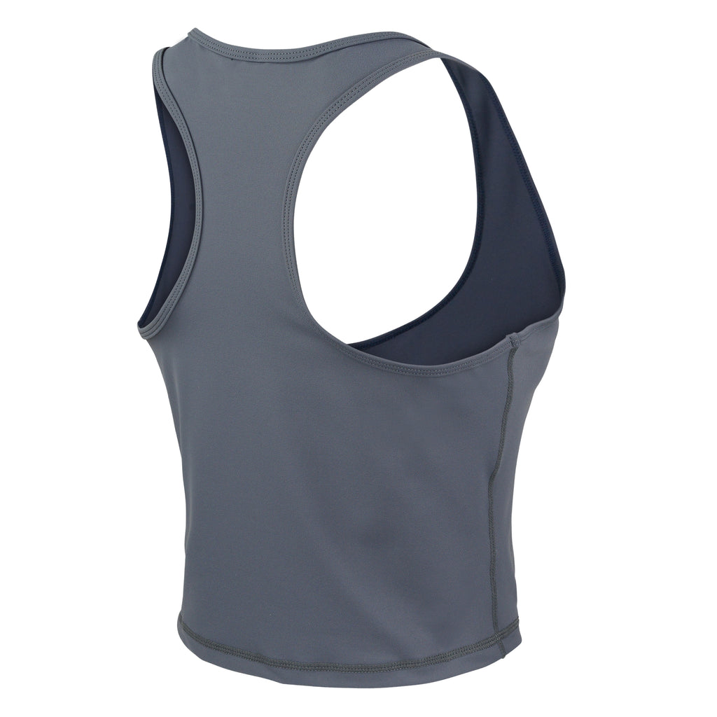 Moon Gia Crop Racer Tank - MC Activewear and Waist Training