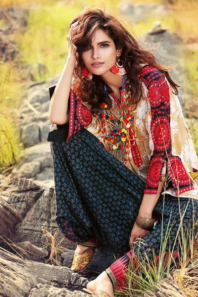 Gul Ahmed Gypsy GL 6