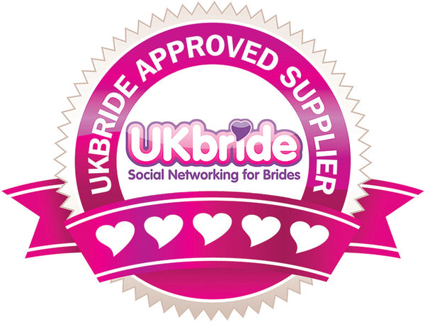 UK Bride Official Supplier!