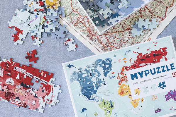MyPuzzle World