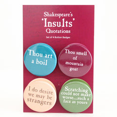 Shakespeare Gifts