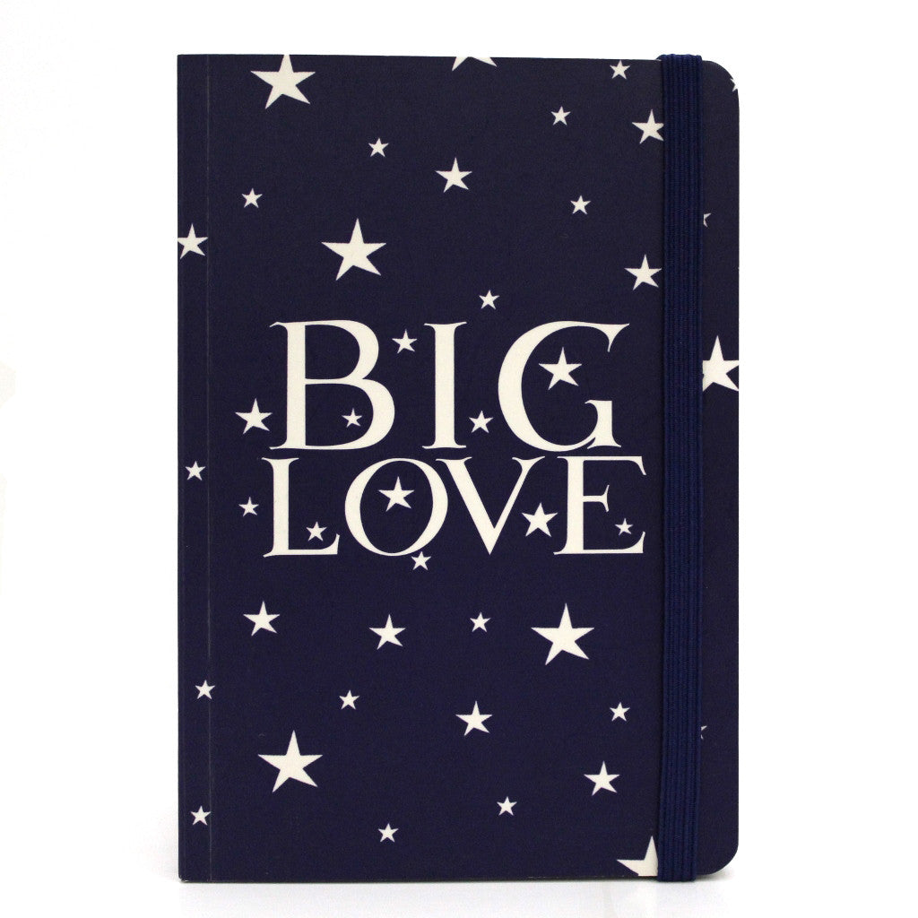 Starry Skies Mini Notebook by Emma Bridgewater - The Little Bookish Gift Co