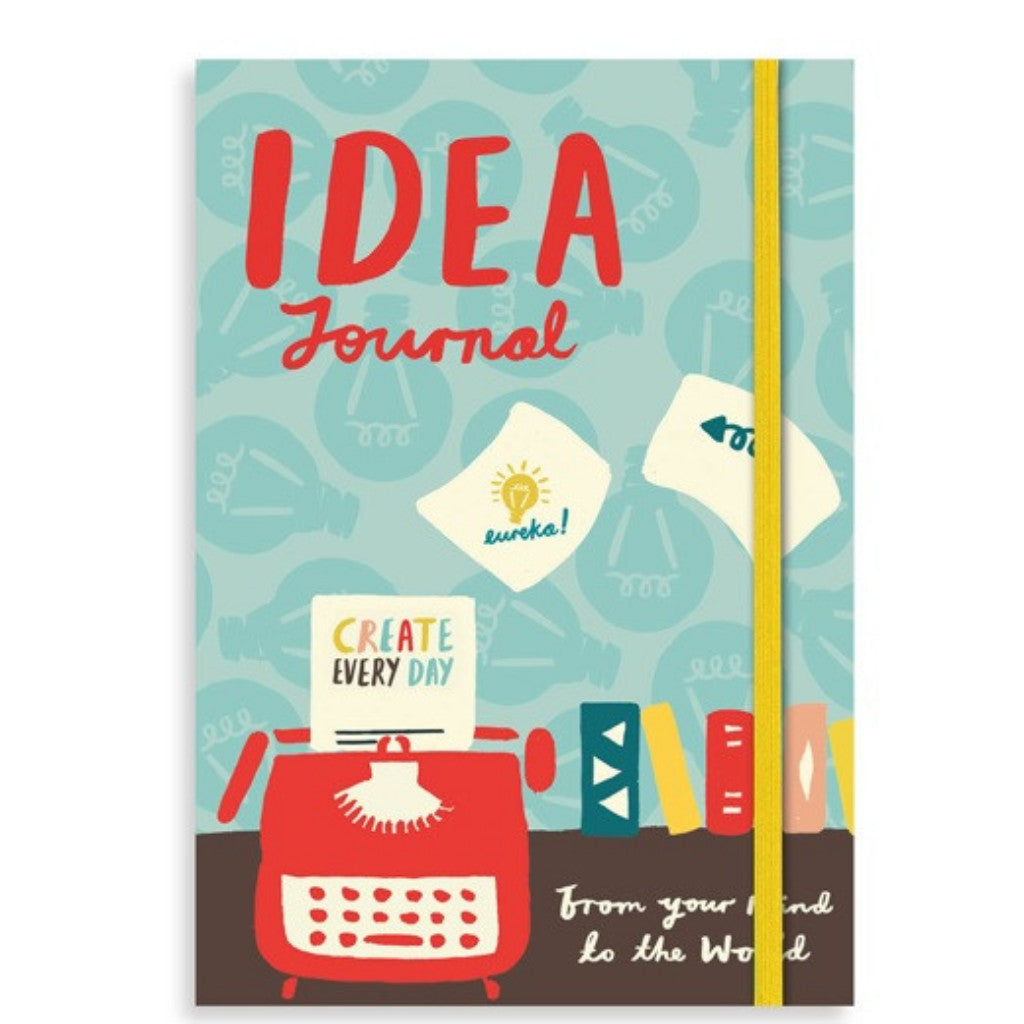 Idea Pocket Journal - The Little Bookish Gift Co