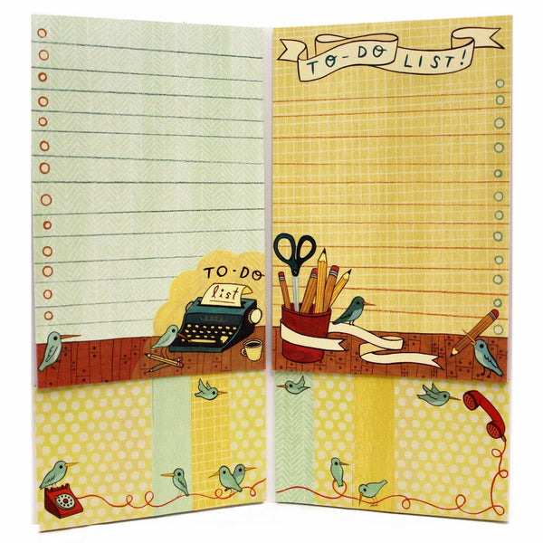 Keeping Tabs Sticky Notes - The Little Bookish Gift Co - 2