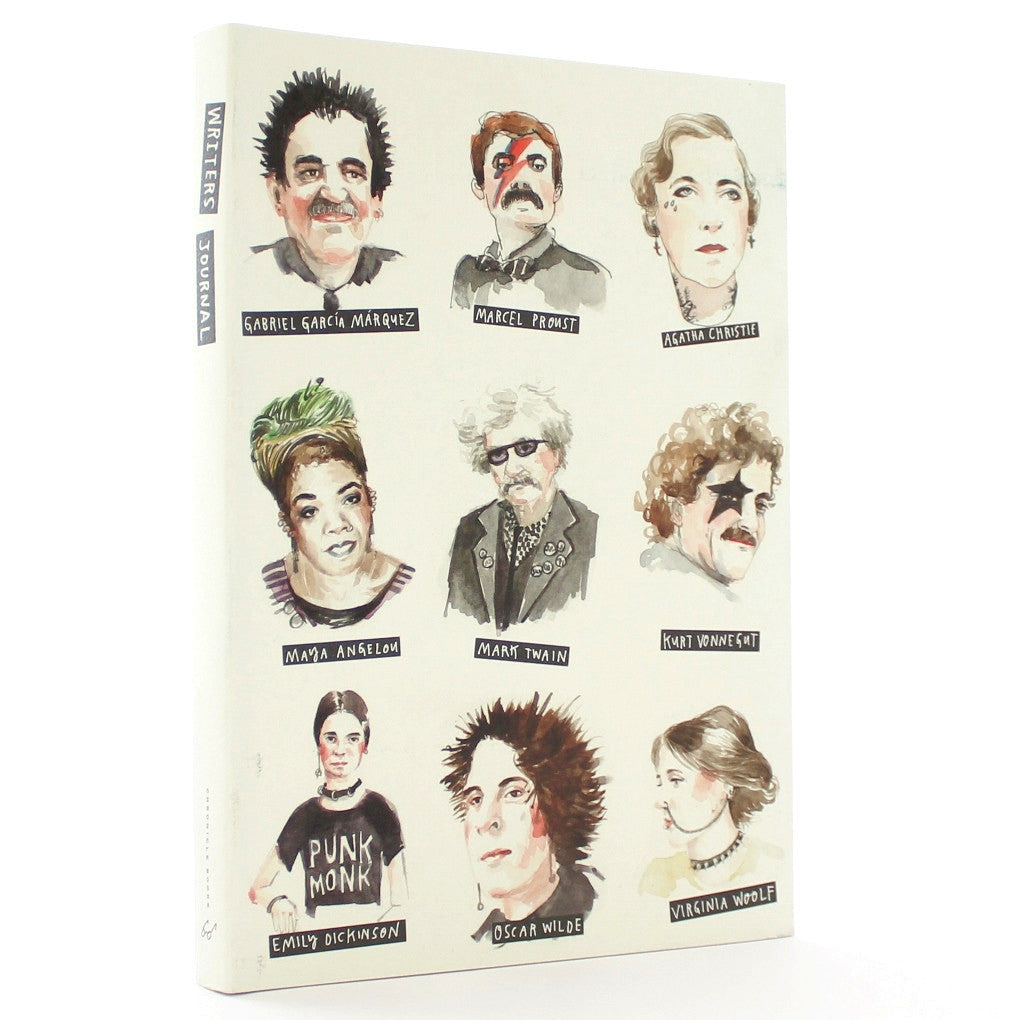 Punk Rock Writers Journal - The Little Bookish Gift Co