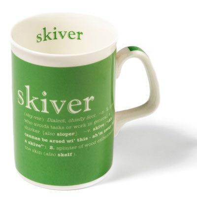 Skiver Mug - The Little Bookish Gift Co