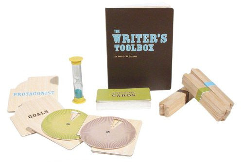 The Writer's Toolbox - The Little Bookish Gift Co - 3
