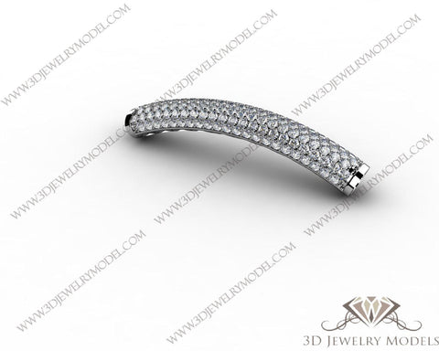 CAD CAM 3D JEWELRY MODELS 3DM STL FILES WAX 3D PRINTING BRACELET 02794
