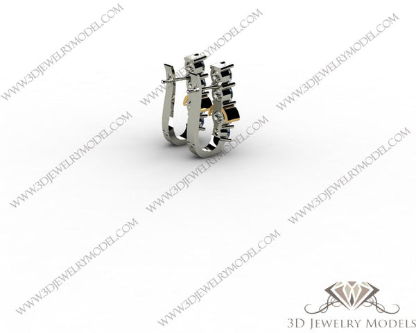 CAD CAM 3D JEWELRY MODELS 3DM STL FILES WAX 3D PRINTING RING 00010