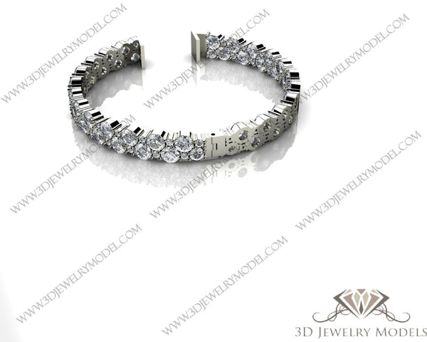 CAD CAM 3D JEWELRY MODELS 3DM STL FILES WAX 3D PRINTING RING OVAL 00267