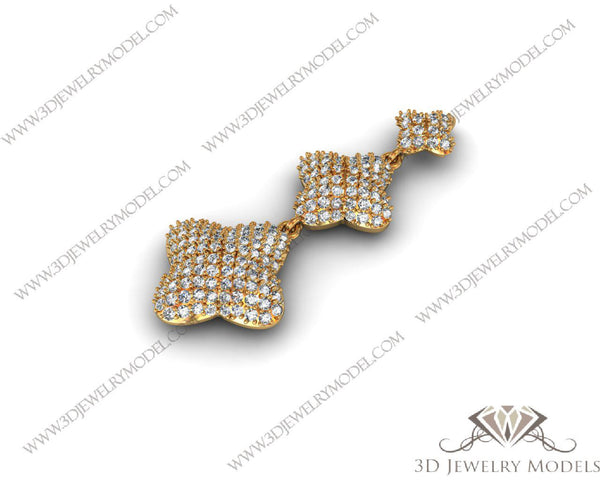CAD CAM 3D JEWELRY MODELS 3DM STL FILES WAX 3D PRINTING RING 00059