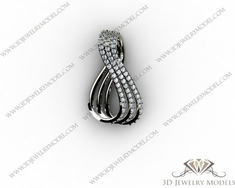 CAD CAM 3D JEWELRY MODELS 3DM STL FILES WAX 3D PRINTING RING HEART 00387