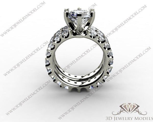 CAD CAM 3D JEWELRY MODELS 3DM STL FILES WAX 3D PRINTING RING PEAR 00273