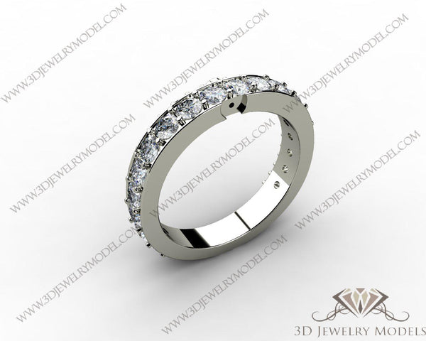CAD CAM 3D JEWELRY MODELS 3DM STL FILES WAX 3D PRINTING RING 00456