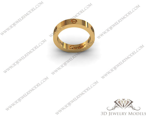 CAD CAM 3D JEWELRY MODELS 3DM STL FILES WAX 3D PRINTING RING OVAL 00318