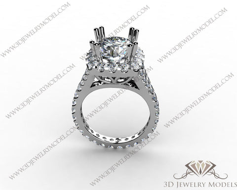 CAD CAM 3D JEWELRY MODELS 3DM STL FILES WAX 3D PRINTING RING 00444