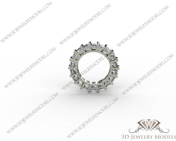 CAD CAM 3D JEWELRY MODELS 3DM STL FILES WAX 3D PRINTING RING ROUND 00068