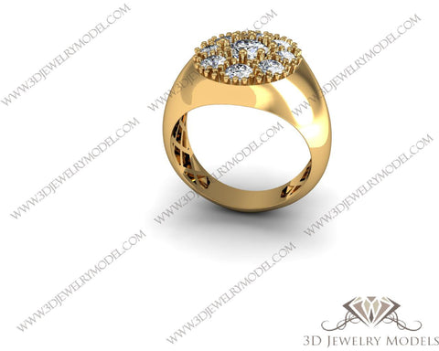 CAD CAM 3D JEWELRY MODELS 3DM STL FILES WAX 3D PRINTING OTHER 00051