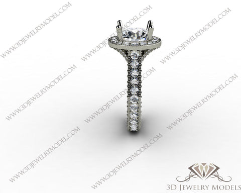 CAD CAM 3D JEWELRY MODELS 3DM STL FILES WAX 3D PRINTING RING 00436