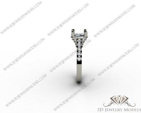 CAD CAM 3D JEWELRY MODELS 3DM STL FILES WAX 3D PRINTING RING 00457