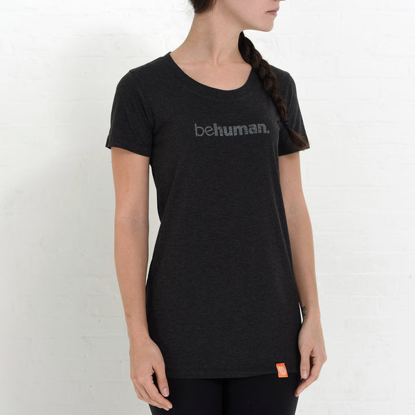 Women's Behuman Black Premium T-Shirt